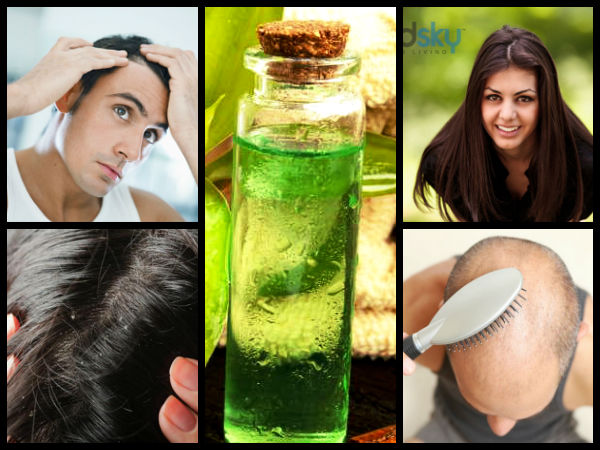 Benefits Of Tea Tree Oil For Hair Care