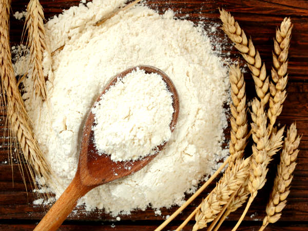 Wheat Bran Flour In Hindi - Wheat Photos and Descriptions