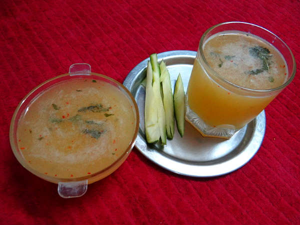 aam ka panna recipe – raw mango cooler