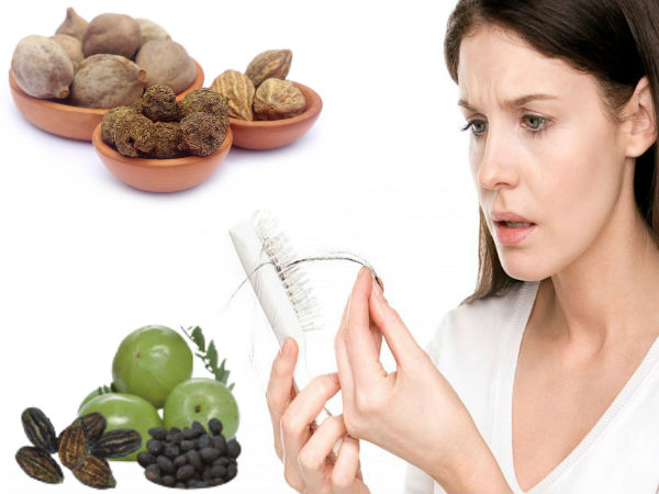 How to use Triphala For Hair Loss and Hair Fall
