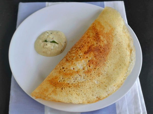 Instant Dosa Recipe For Breakfast