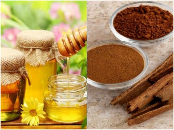 Cinnamon Powder And Honey Blackhead Remover Strip1