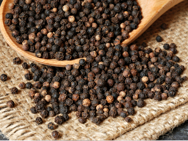 black pepper 1