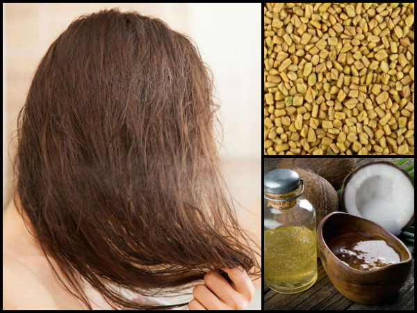 Want To Get Thick Hair In A Month? Try This Homemade Oil!