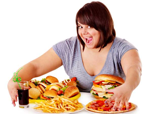 Why Obese Women Have An Uncontrollable Urge To Eat?