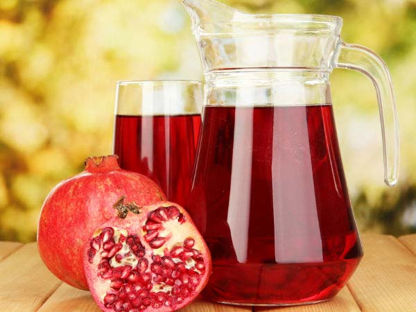 Pomegranate Juice May Help Fight Ageing 1