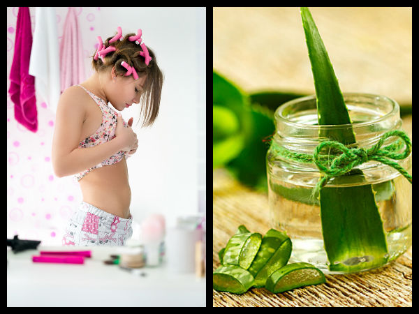 Aloe vera benefits for breast growth