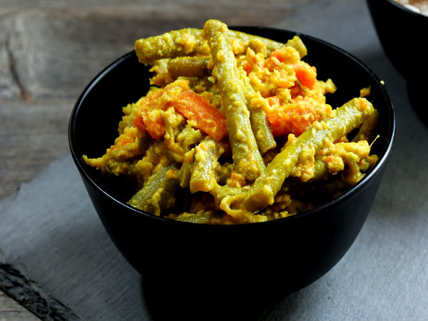 Kerala style mixed vegetable