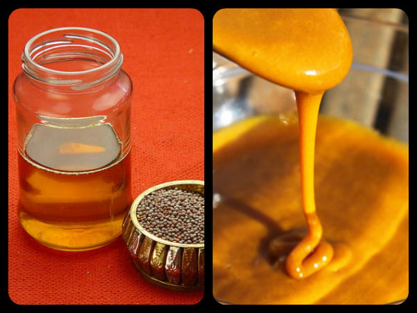 What Happens When You Eat The Mixture Of Mustard Oil And Turmeric?