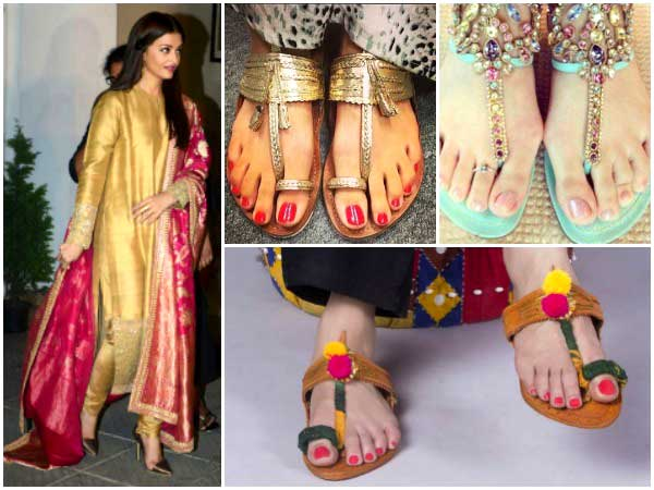 5 Footwears That You Can Totally Pull Off With Salwar Kameez