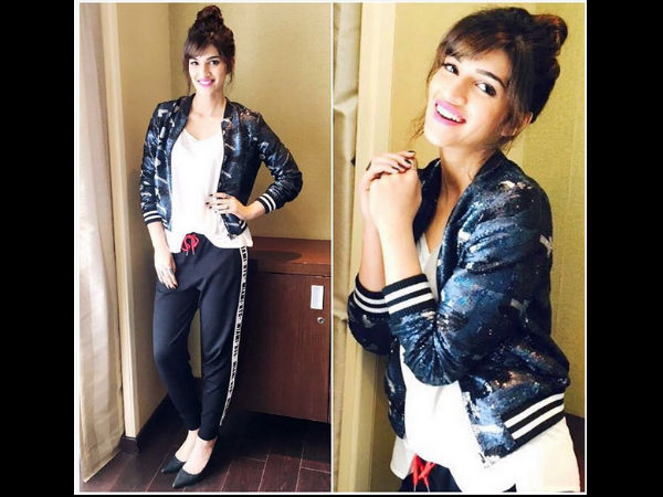 Kriti Sanon Gave Us Refreshing Looks Back To Back