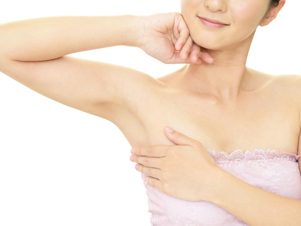 Home Remedies To Remove Strong Armpit Odour