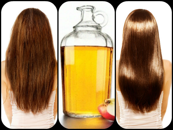 Amazing Ways To Use Apple Cider Vinegar For The Best Hair Of Your Life!