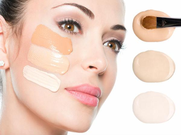 4 mistakes you could be making while applying foundation