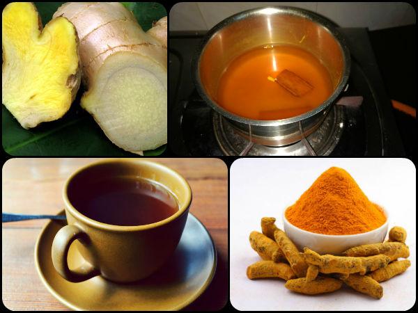 बड़ी-बड़ी बीमारियों को दूर करे हल्दी, अदरक और दालचीनी की चाय