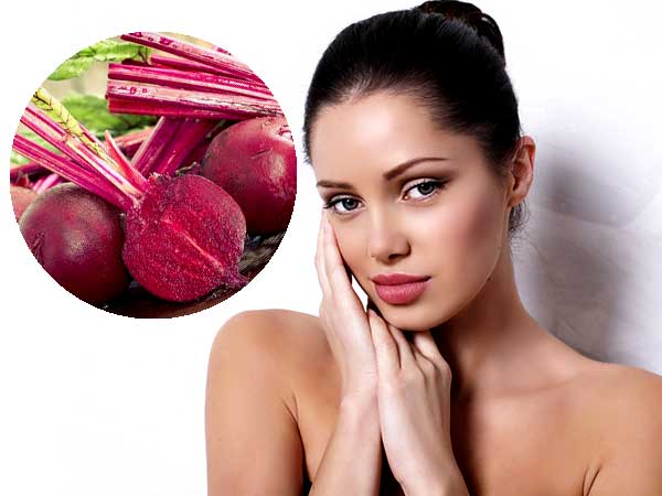 Beetroot Face Mask 1