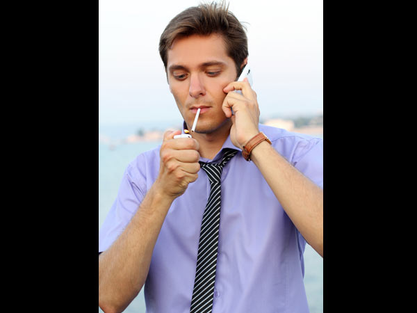 daily habits that are bad as smoking