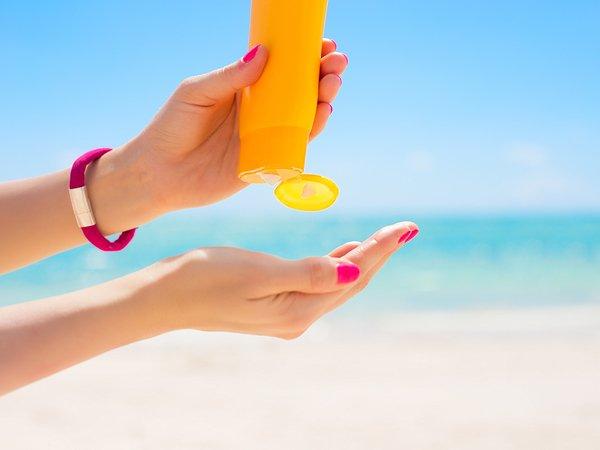 1. विटामिन A युक्त सनस्क्रीन: