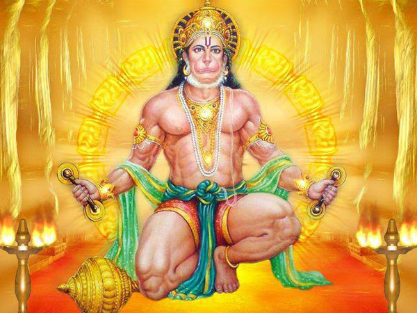 Stories On How Anjaneya Came To Be Known As Lord Hanuman