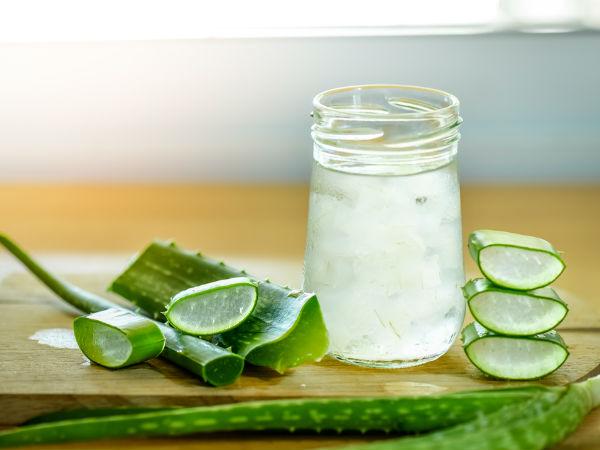 Use Frozen Aloe Vera And Derive Its Umpteen Health Benefits  |  जमाए गए एलोवेरा का करें प्रयोग और पाएं दुनियाभर के रोंगो से मुक्ती  - Hindi Boldsky