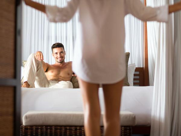 सेक्स के दौरान बेड़ पर क्या नोटिस करता है एक लड़का