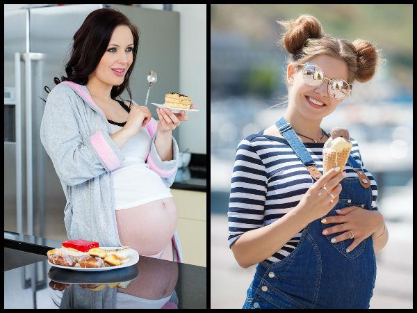 गर्भावस्था के दौरान फूड क्रेविंग से निपटने के 6 आसान तरीके
