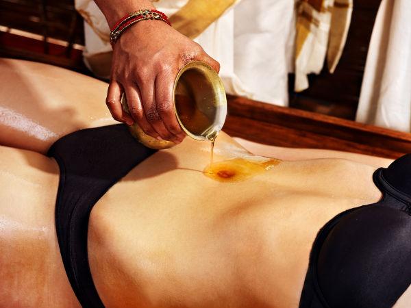 क्या आपने सुने हैं पेट की नाभि पर तेल लगाने के ये फायदे