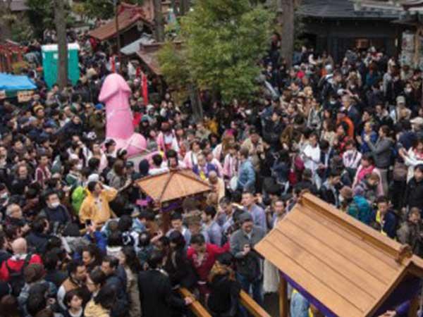 कभी सुना है आपने जापान के पेनिस फेस्टिवल के बारे में ?