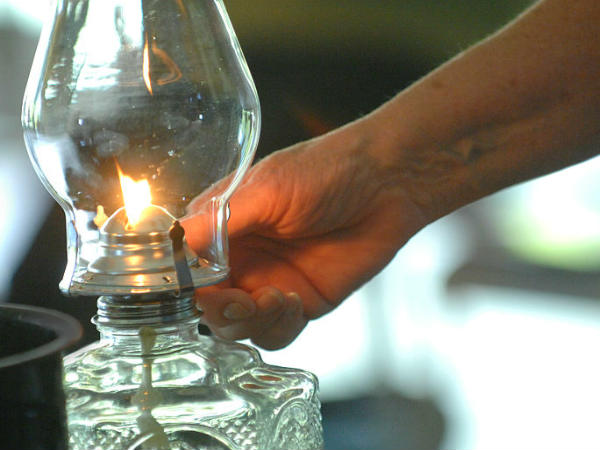 The Significance of Lighting A Lamp In the Evening 1