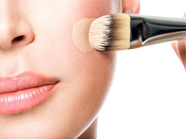 कंसीलर ब्रश - Makeup Brush Kit