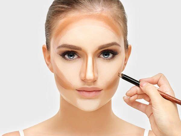 आईलाइनर ब्रश - Makeup Brush Kit