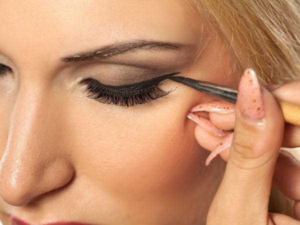 ब्लश ब्रश - Makeup Brush Kit