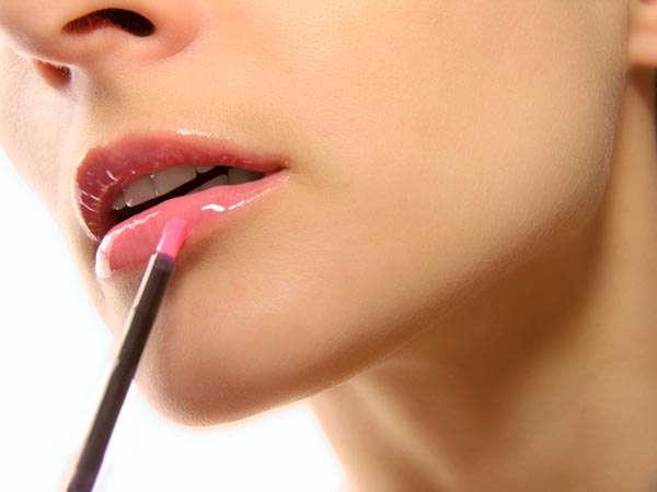 लिप ब्रश - Makeup Brush Kit