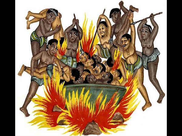 गर्म तेल में डालकर और लिंग काटकर, पाप करने की ये 28 सजाएं बताई गई है गरुड़ पुराण में!