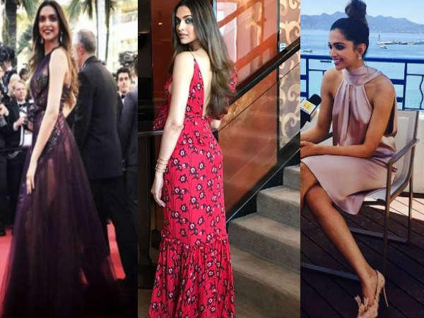 #Cannes 2017 : दीपिका का बोल्ड अंदाज,  जब कांस में दिखी  Bra-Less ड्रेसेज में