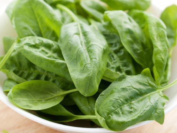 बिना स्टार्च वाली सब्जियां :