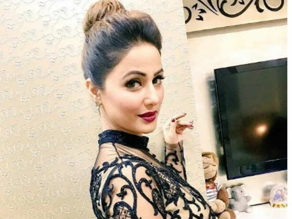 TV actress Hina Khan's beauty secrets that make her hair and skin look gorgeous!