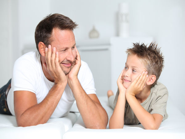 इन 7 लक्षणों से जानिए कि अपने पिता पर गया है आपका बच्चा
