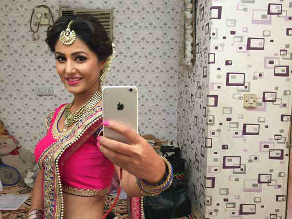Hina Khan's beauty secrets