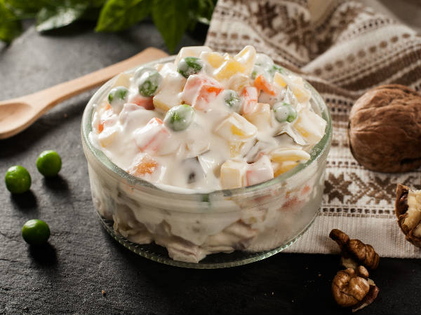 Vegetarian recipes in hindi vegetable dishes in hindi veg russian salad make it at your home forumfinder Choice Image