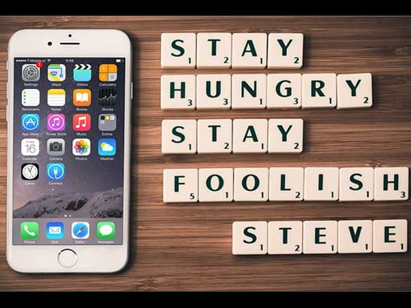 स्टीव जॉब्स के वो विचार जो आपकी जिंदगी बदल सकते हैं