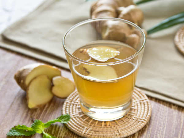 Different Ways To Use Ginger To Control High Blood Pressure