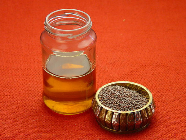 Why The Indian Mustard Oil Is Better Than Olive Oil, For Cooking?