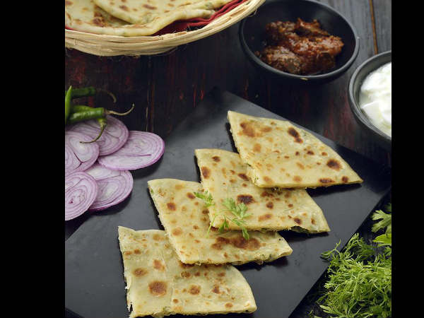 Hyderabadi Indian Bread