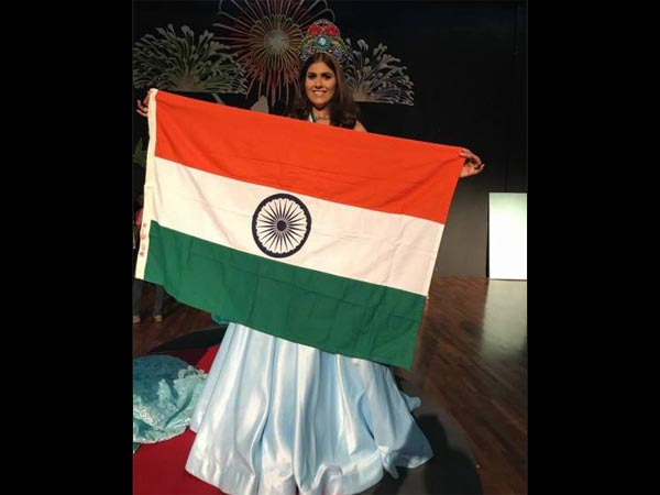 फैशन न्यूज: ब्यूटी कॉन्टेस्ट में एक साथ तीन टाइटल अपने नाम किए भारत ने