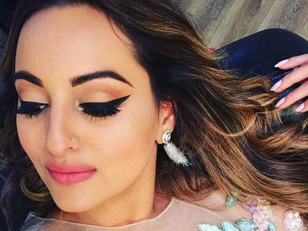 Sonakshi Sinha's makeup looks have us ogling