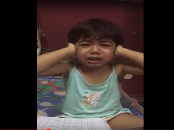 विराट ने शेयर किया रोती हुई बच्ची का वीडियो, पैरेंट्स को दिया मैसेज