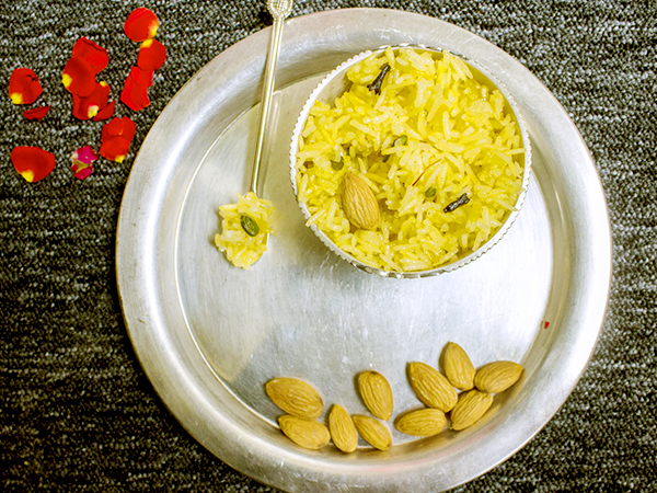 meethe chawal recipe