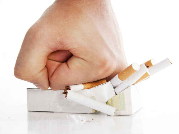 Nicotine Reduction In Cigarettes May Curb Addiction: Study