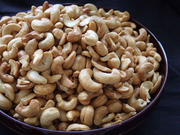 are nuts healthy
